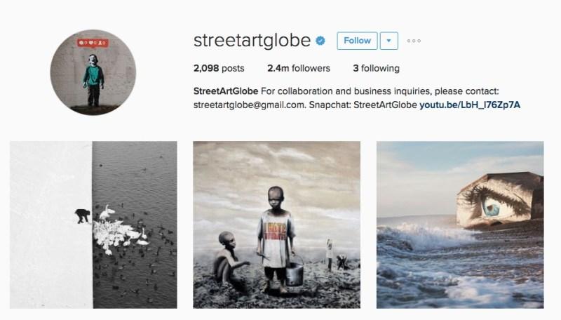 6 cuentas de Instagram que tienes que seguir - street