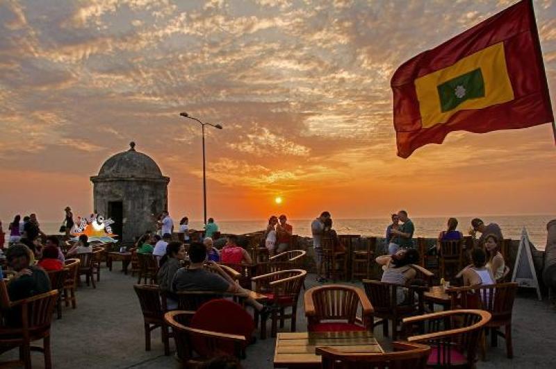48 horas en Cartagena de Indias - cafe-del-mar-cartagena