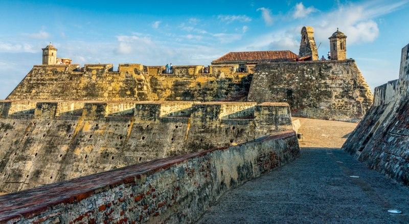 48 horas en Cartagena de Indias - castillo_san_felipe_02