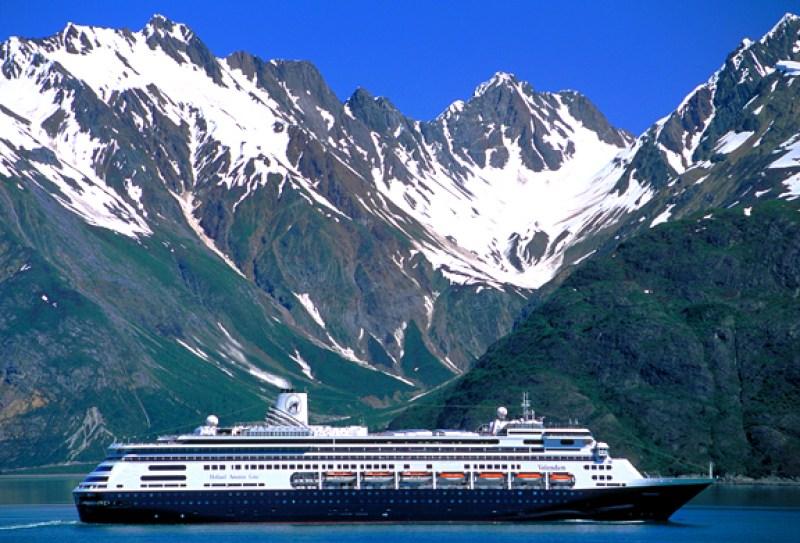 Glacier Bay Volendam