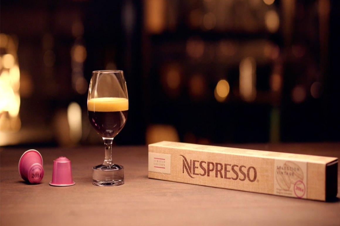 Nespresso: Selection Vintage 2014 Limited Edition - fotocam2