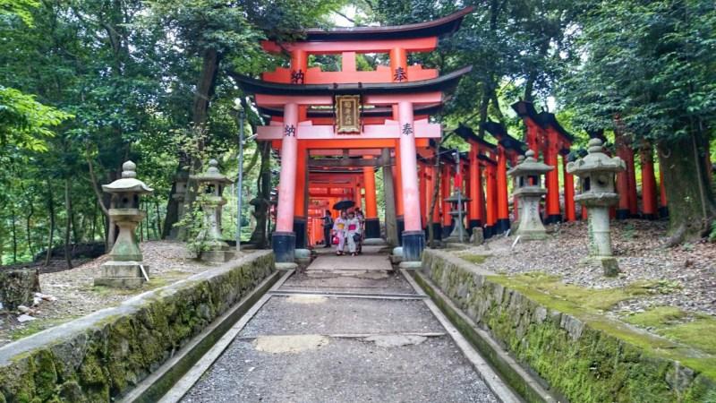 Kioto: Labios Rojos, Sol Naciente - kyoto