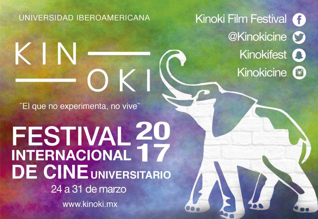 Kinoki Film Festival - AnuncioKINOKI2017