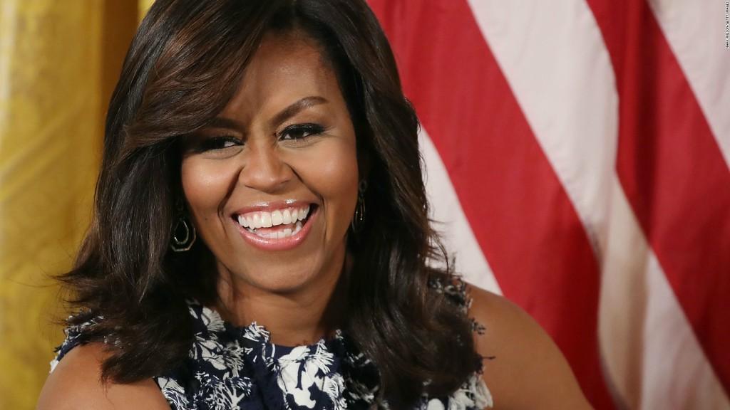 Mujeres que han cambiado el mundo - michelle-obama