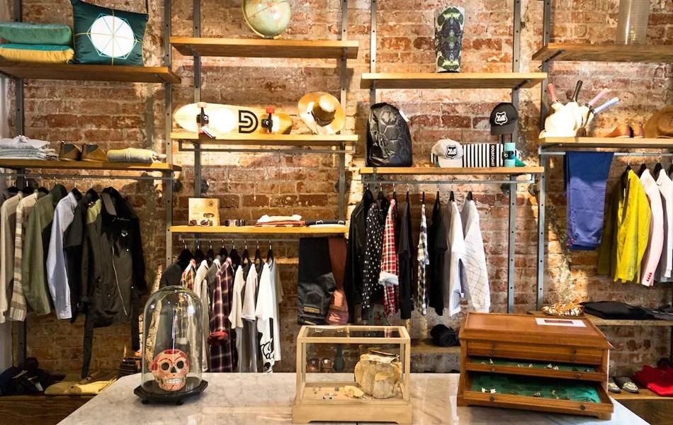 Las mejores tiendas de ropa para hombre - caballeria