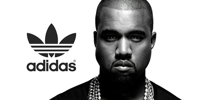 Colaboraciones entre famosos y marcas - kanye-west-adidas