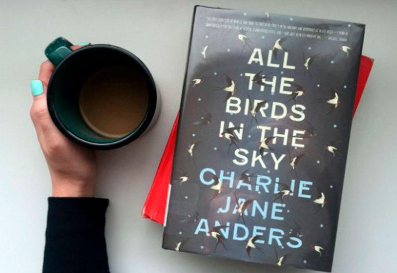 Libros para leer este verano  - all-the-birds-in-the-sky