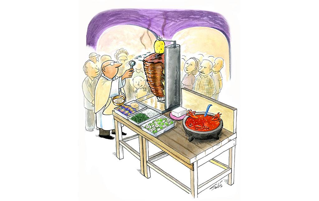 Taqueros. Superstición envuelta en tortilla - Hotsuperstitious Taqueros