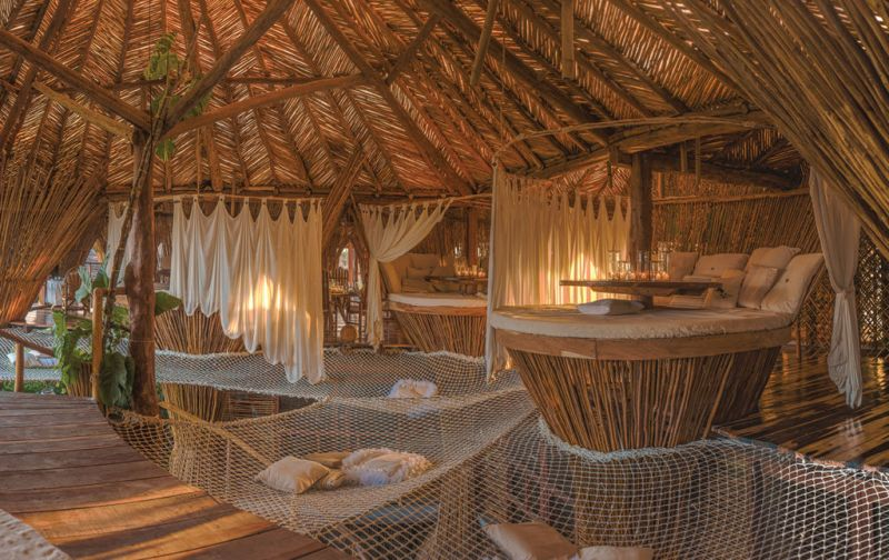 #HOTbooking: Azulik Tulum, el hotel más trendy de Tulum - azulik-tulum-hbweb01
