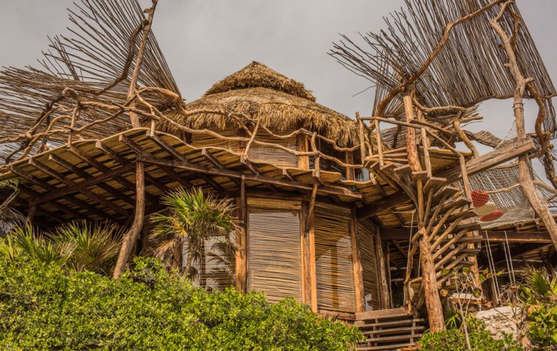 #HOTbooking: Azulik Tulum, el hotel más trendy de Tulum - azulik-tulum-hbweb03
