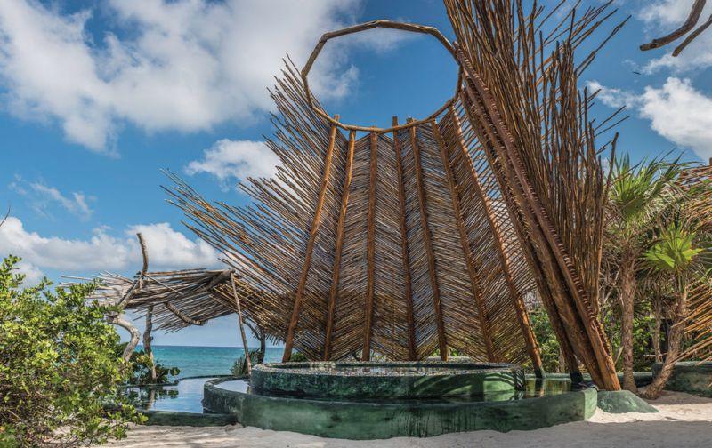 #HOTbooking: Azulik Tulum, el hotel más trendy de Tulum - azulik-tulum-hbweb06
