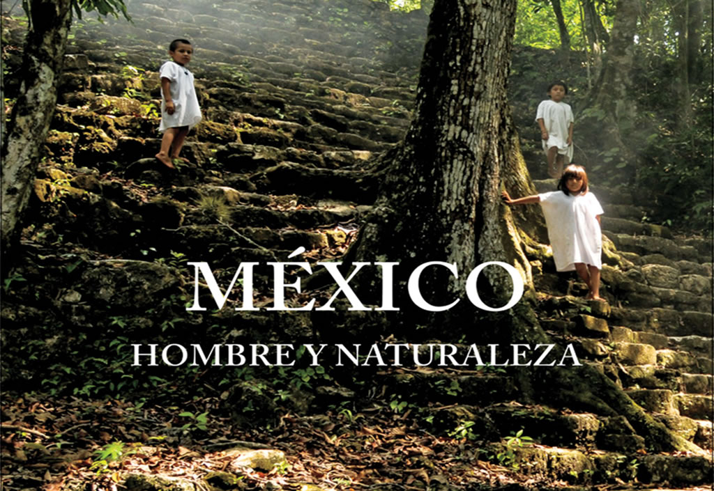 Los Coffe Table Books que no te puedes perder - Coffee Table Books - Mexico-hombre-y-naturaleza (portada)