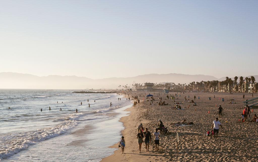 #GLOBETROTTER Los Ángeles, un sueño californiano. - Los Angeles - PORTADA