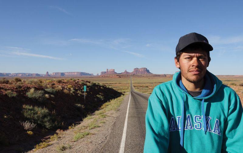 #THESTRANGE Carlos Santamaría, el ciclista más rápido en cruzar el continente americano. - carlos-santamaria-1