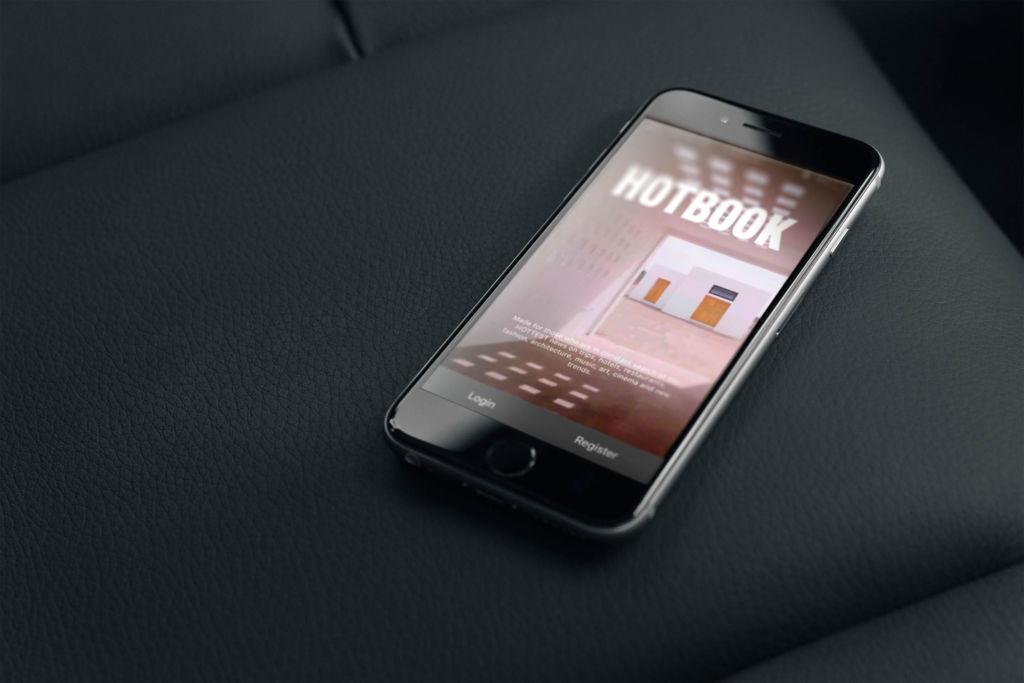 ¡El lanzamiento de HOTBOOK App! - Hotbook App - bg