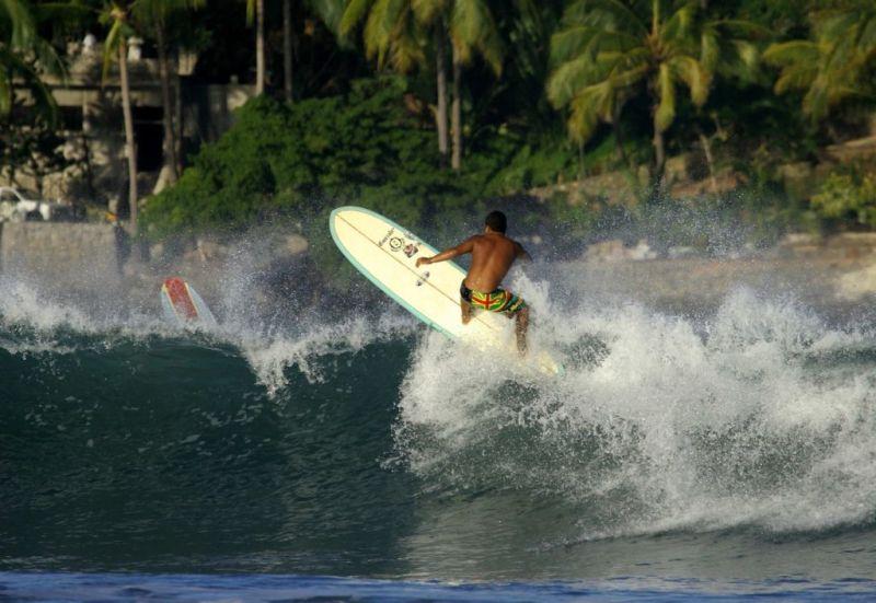 Las mejores playas para surfear en México - san-blas