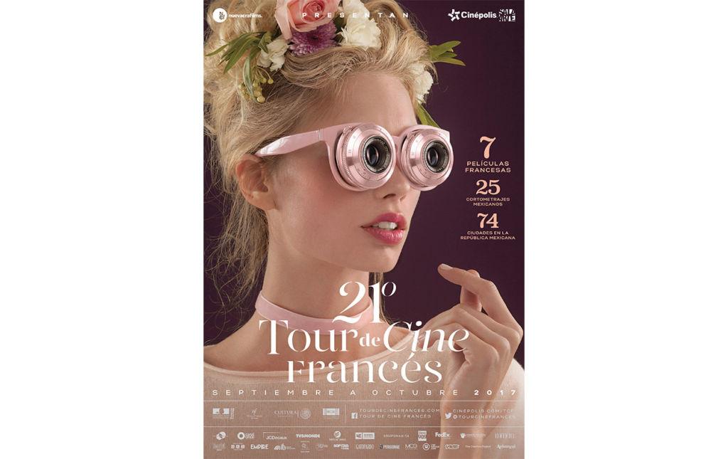 21º Tour de Cine Francés, el festival de cine ambulante más grande de México - TCF-9
