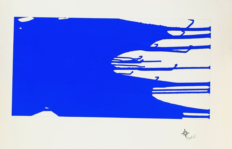 Yves Klein en el Museo Universitario Arte Contemporáneo MUAC - yves-klein-1