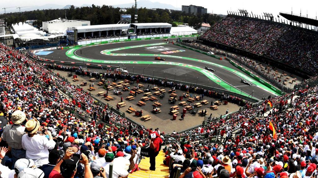 Nuestras recomendaciones para este fin de semana del 26 al 29 de octubre - Gran Premio Mexico portada