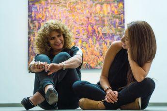 Sosa Galería: Lourdes Sosa & hija - Lourdes Sosa - hija - LS-PORTADA