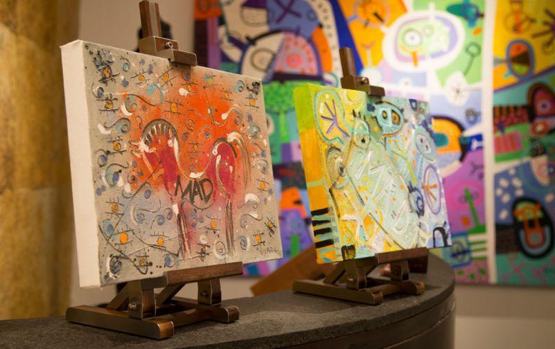 MAD Mexican Art Dealers, una plataforma que promueve arte mexicano - MAD-ART-4