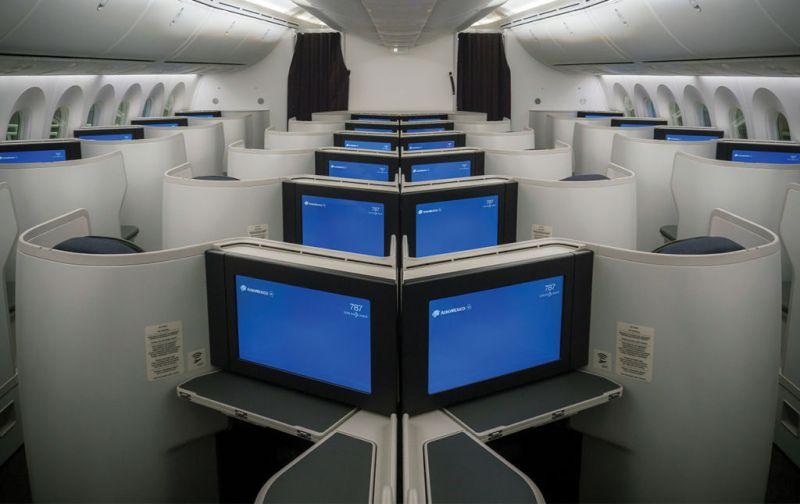 Mundo Premier en el Boeing 787-9: DREAMLINER - boeing-787-9-dreamliner-aeromexico-3