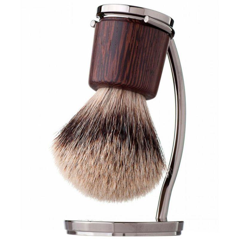 Los mejores productos para el cuidado de los hombres - 6.-Brocha-para-afeitar-Acqua-Di-Parma