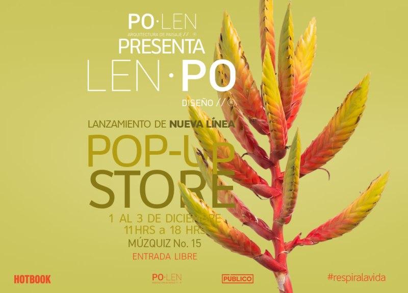 LEN·PO: Una propuesta de interiorismo verde. - FACEBOOK_EVENT_POPUP-len-po