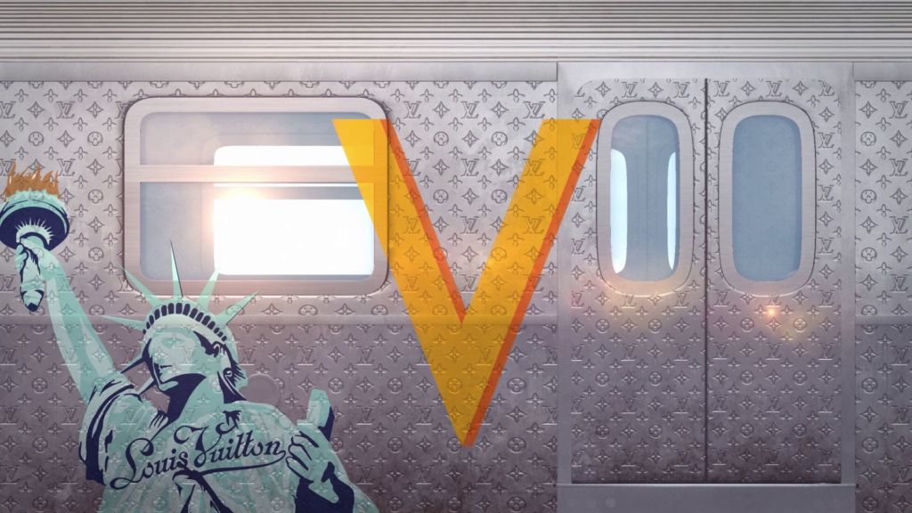 "Louis Vuitton presenta la exposición ""Volez, Voguez, Voyagez"" - Louis Vuitton - 1. Portada"