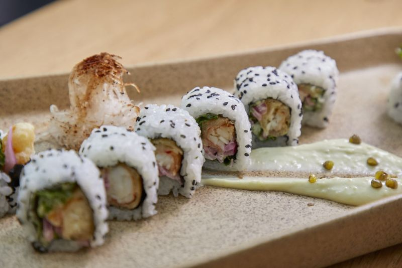 Llegan a Piedra Sal bowls y sushis by Tori Tori - Piedra-Sal-Sushi-