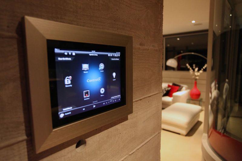 5 innovadoras tecnologías para el hogar que debes conocer - Tecnologías-para-el-hogar-control4-portada