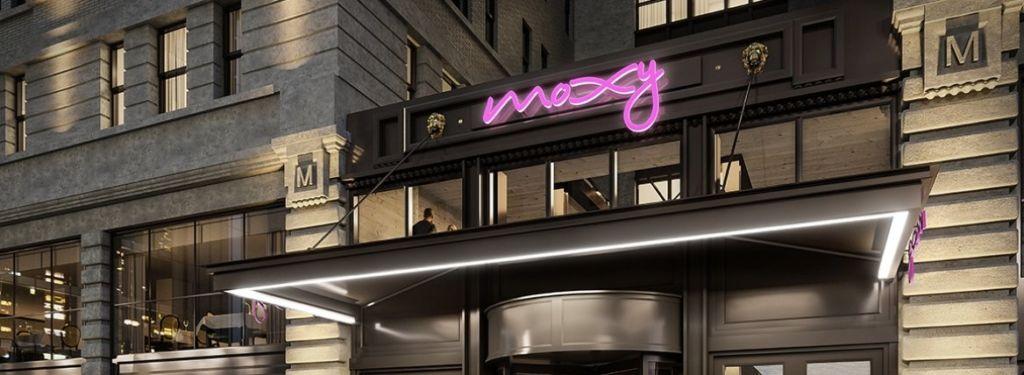 El nuevo hotel Moxy, una divertida alternativa para alojarte en Nueva York - nuevo hotel Moxy - 1. portada