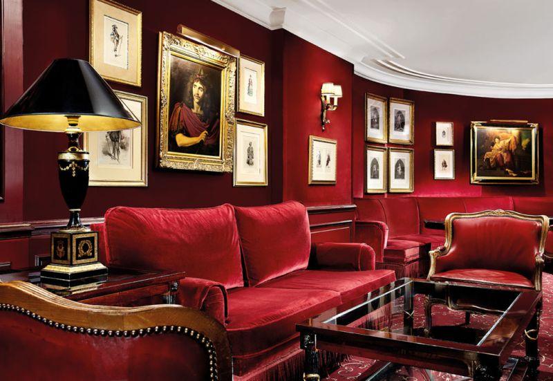 The Westin Paris-Vendôme - westin_paris_bar_tuileries
