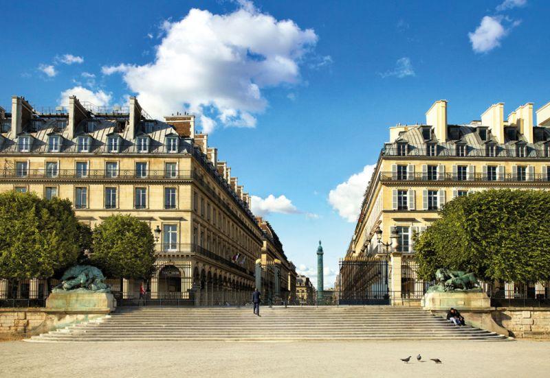 The Westin Paris-Vendôme - westin_paris_entrance