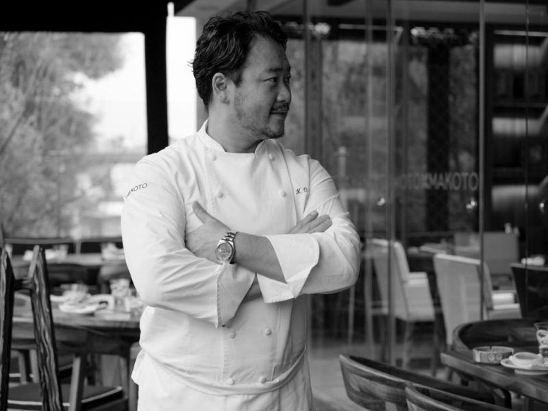 Makoto Okawa comparte con México la tradicional comida japonesa - 1.-Makoto-Okawa