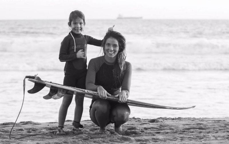 Ana Laura González – Pasión por las olas - Ana-Laura-González-surf