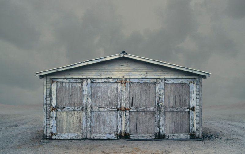 HOTphoto: Ed Freeman - Ed-Freeman-Trona-Garage