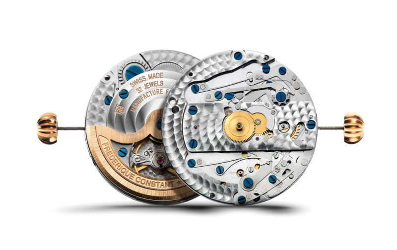 Flyback Cronograph Manufacture - Frederique-Constant-manufacture