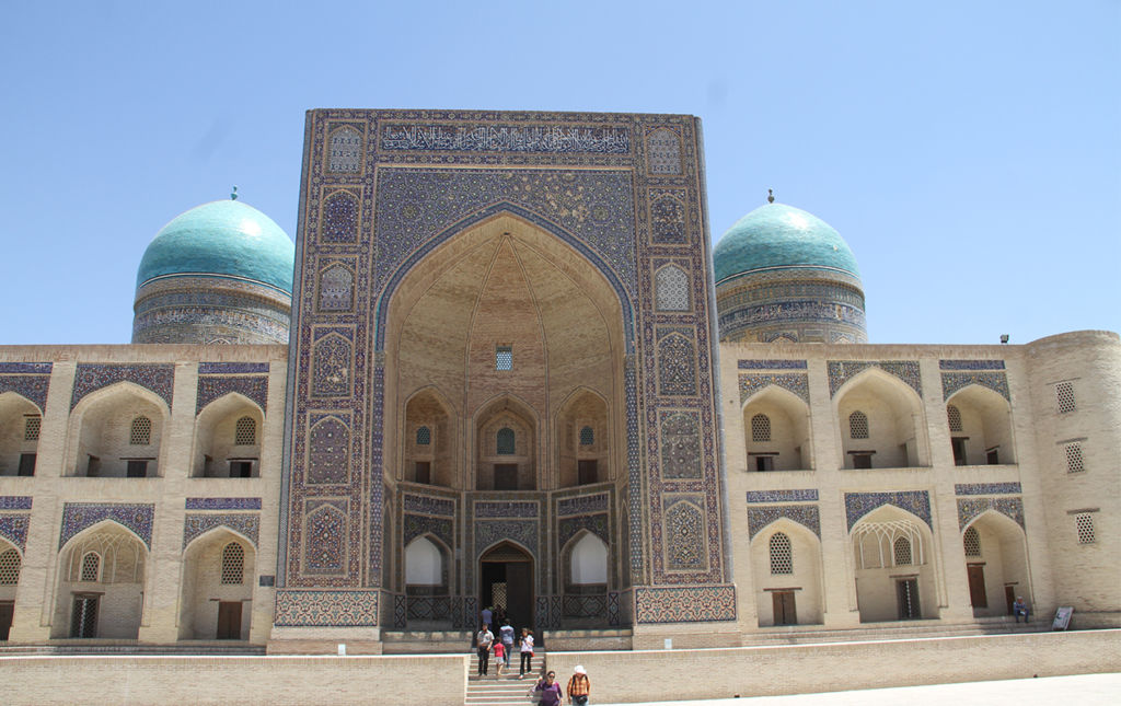 Uzbequistán. La perla azul de la ruta de la seda - Uzbekistan - portada