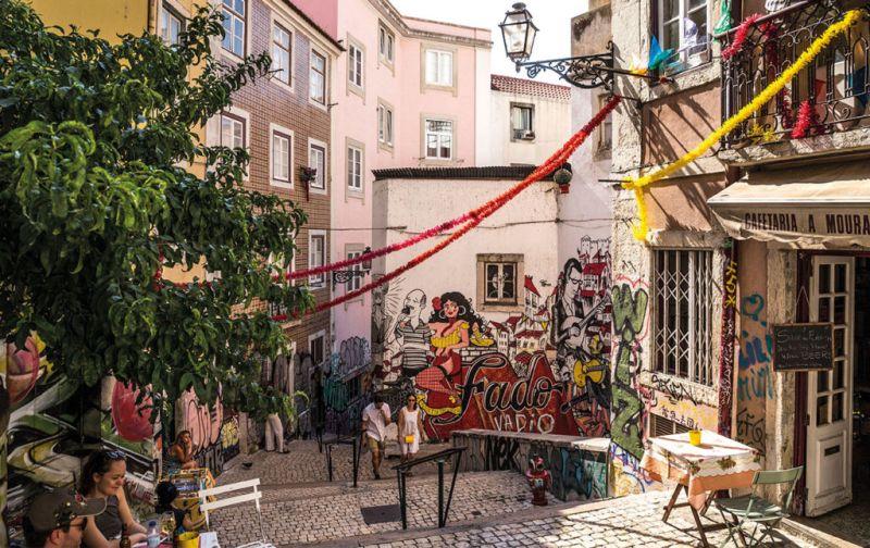Lisboa, recorrido por la capital portuguesa. - LISBOA-3