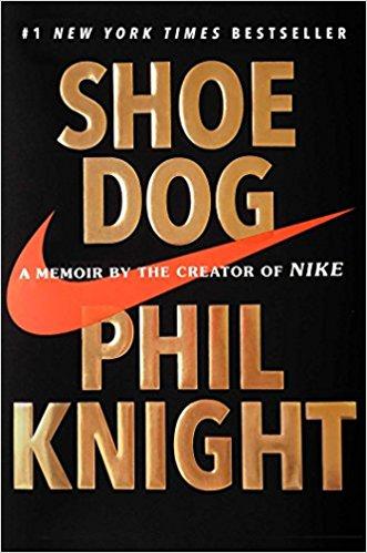 Libros que te inspirarán a empezar el año motivado - Libros-que-inspiran-Shoe-Dog
