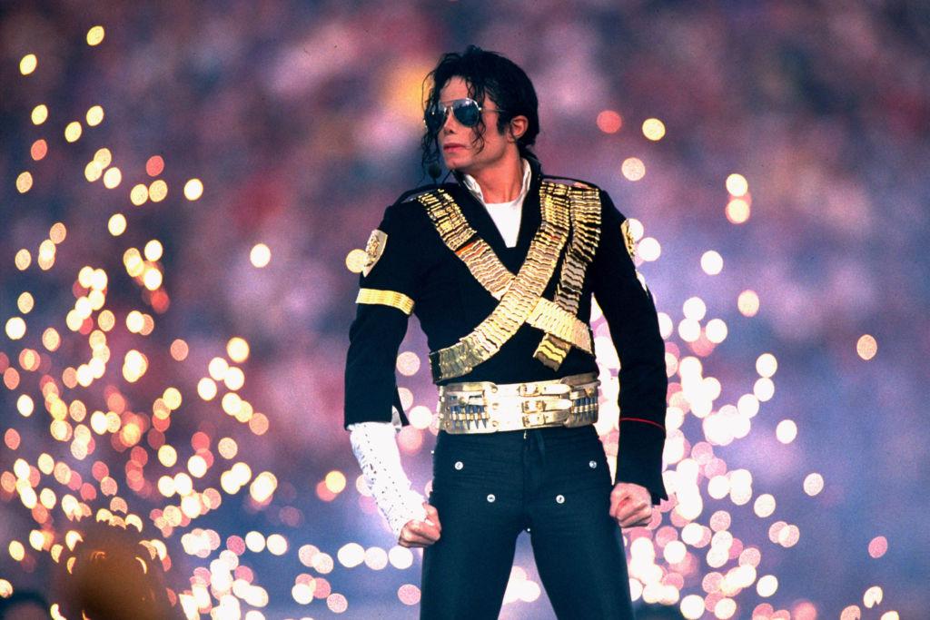 Algunos de los mejores conciertos de todos los tiempos - Michael Jackson Performs At Super Bowl XXVII Halftime Show - January 31, 1993