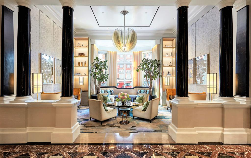 Mandarin Oriental Hyde Park. Un hotel digno de la realeza británica. - PORTADA-molon lobby