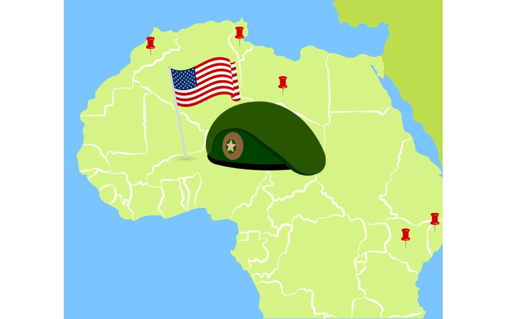 World News: ¿Qué hacen las tropas estadounidenses en África? - WORLD NEWS