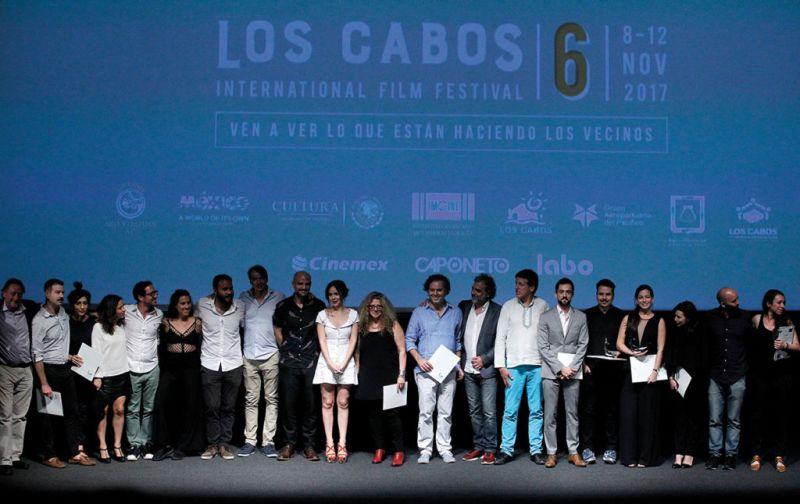 Los Cabos International Film Festival. Sexta edición del festival de cine mexicano e internacional. - cuarta-gala
