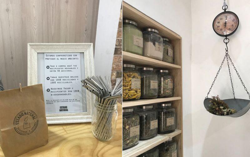 Estado Natural, la primera tienda de alimentos saludables a granel. - estado-natural