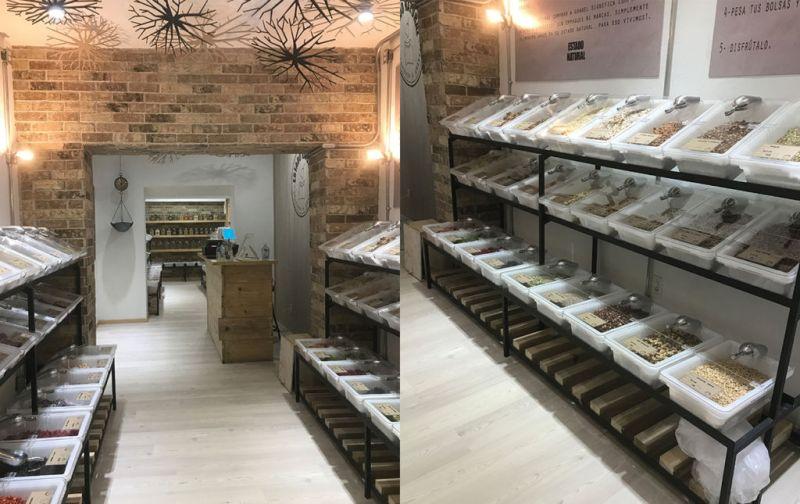 Estado Natural, la primera tienda de alimentos saludables a granel. - estado-natural2