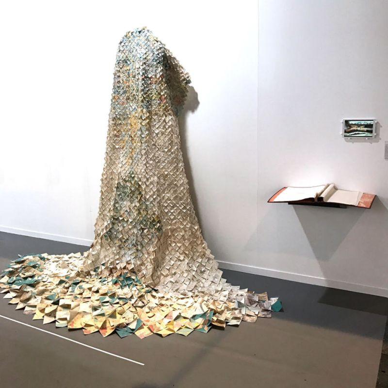 Catalina Swinburn, la artista chilena que desafía paradigmas. - 1.-La-Frontera-Perfecta-