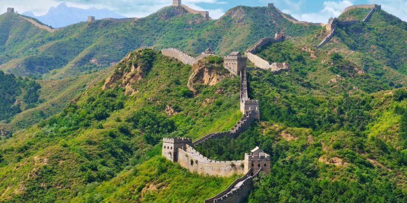 Las estructuras arquitectónicas más cool del mundo - 2.-Muralla-China