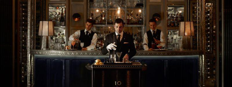 The Connaught, un hotel que refleja tradición inglesa. - 5.-The-Connaught-Bar-
